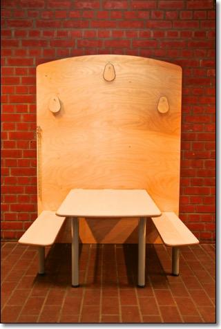 klapptische klapptisch esstisch tischlerei. Black Bedroom Furniture Sets. Home Design Ideas